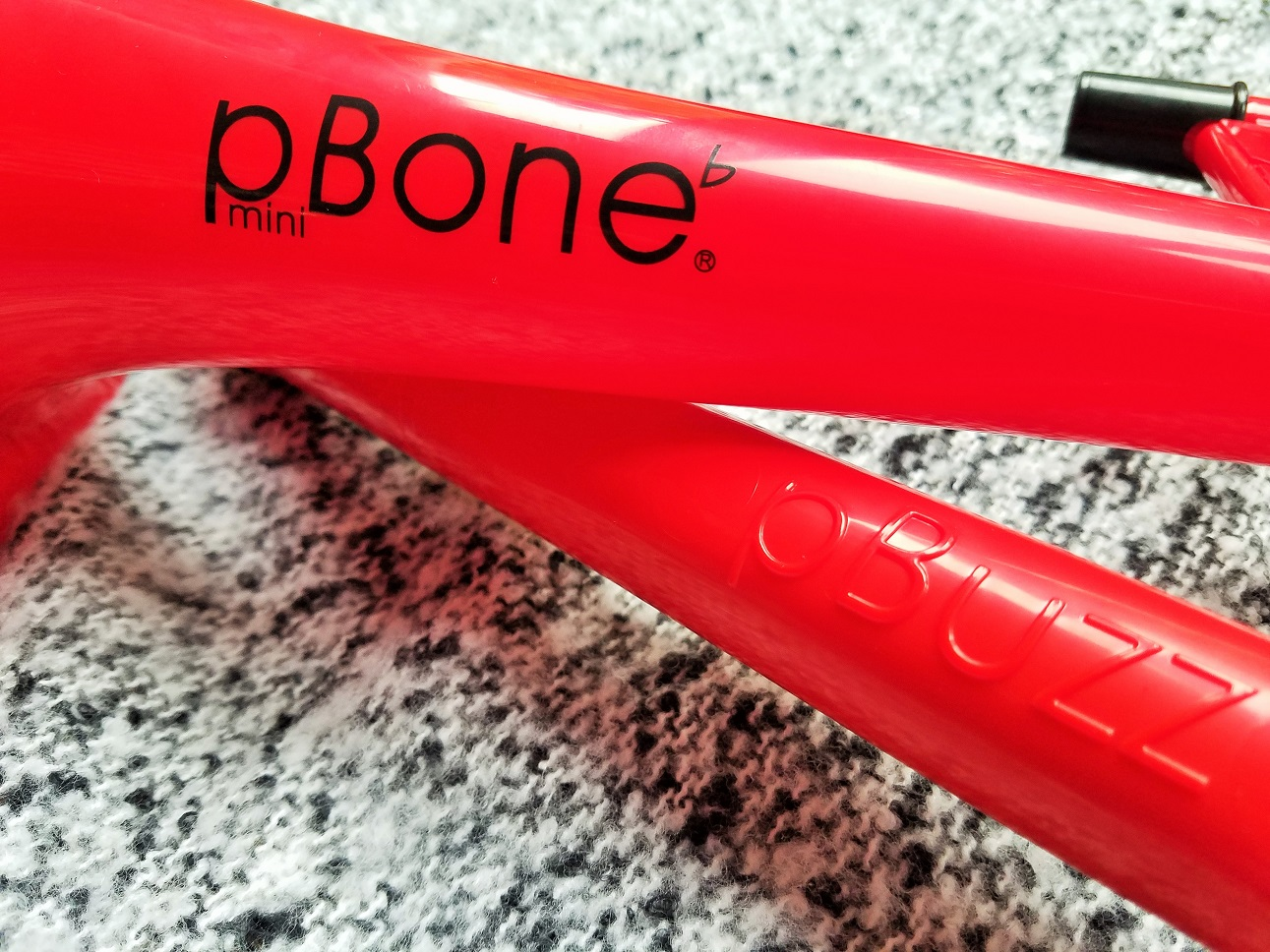 pBone Mini with pBuzz