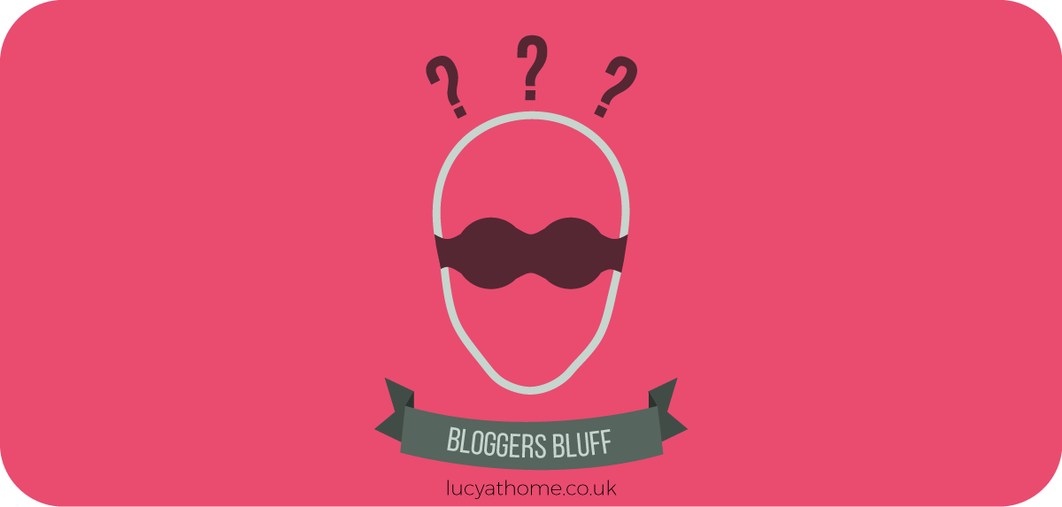 Bloggers Bluff Guest Blogger Game on Lucy At Home