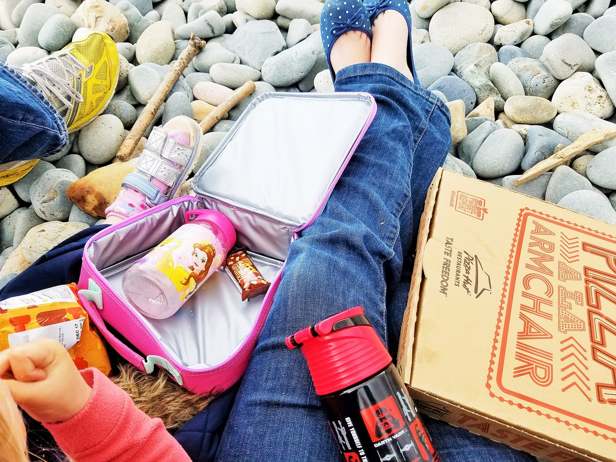 Money-Saving Picnic On the Beach