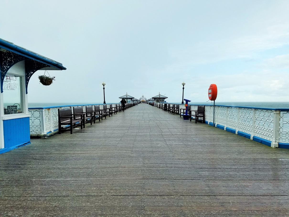 North Wales Llandudno Pier