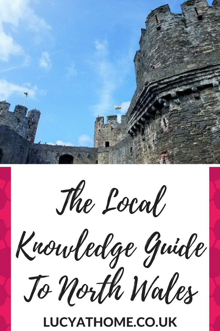 Pinterest The Local Knowledge Guide to North Wales
