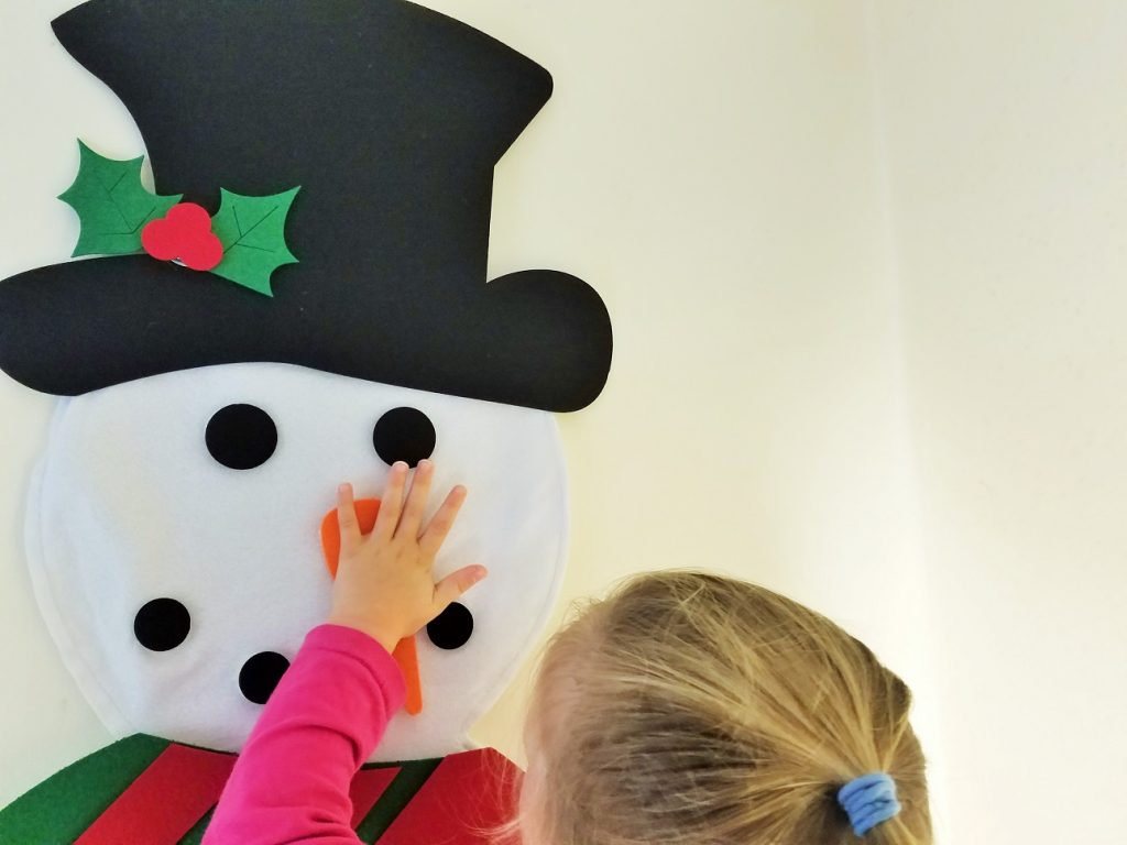 3ft Felt Christmas Decorations – Review & Giveaway