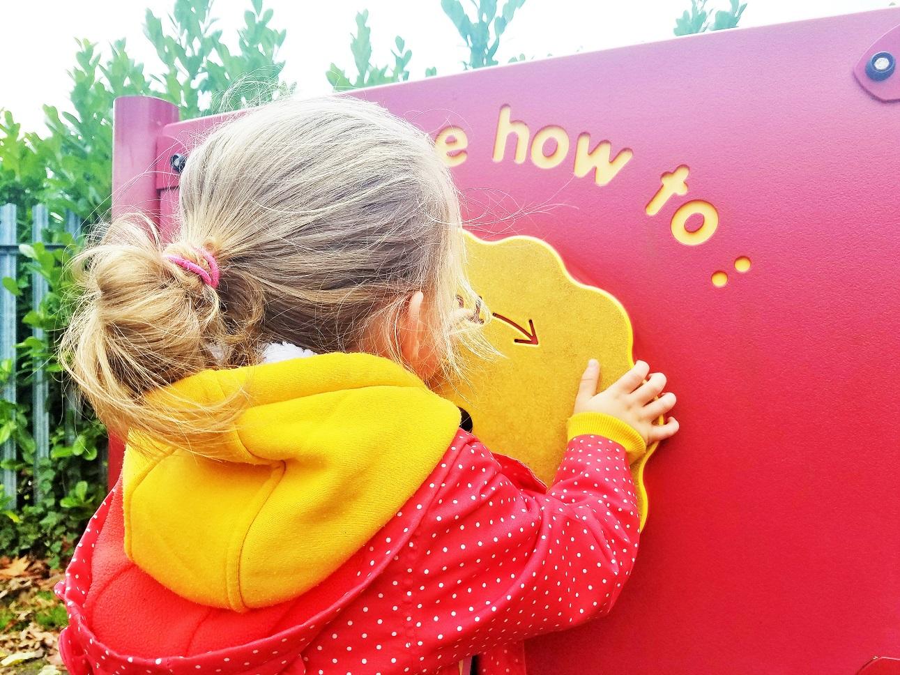 starting nursery child studying How To sign blogcrush week 37