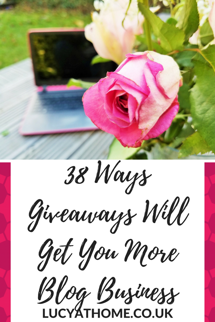 38 Ways Giveaways Will Get You More Blog Business