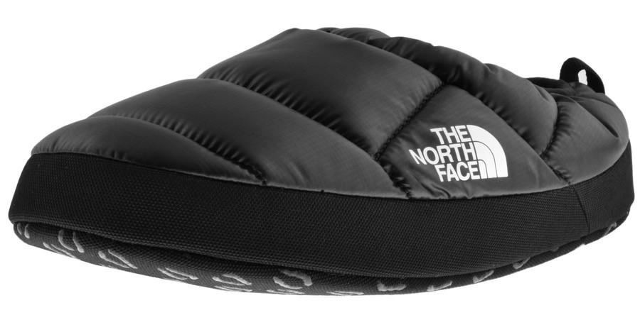 Stylish Gift Ideas For Men Black North Face Slippers