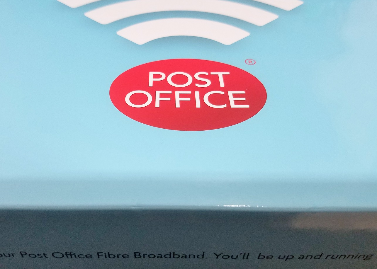 Internet Provider Post Office Broadband