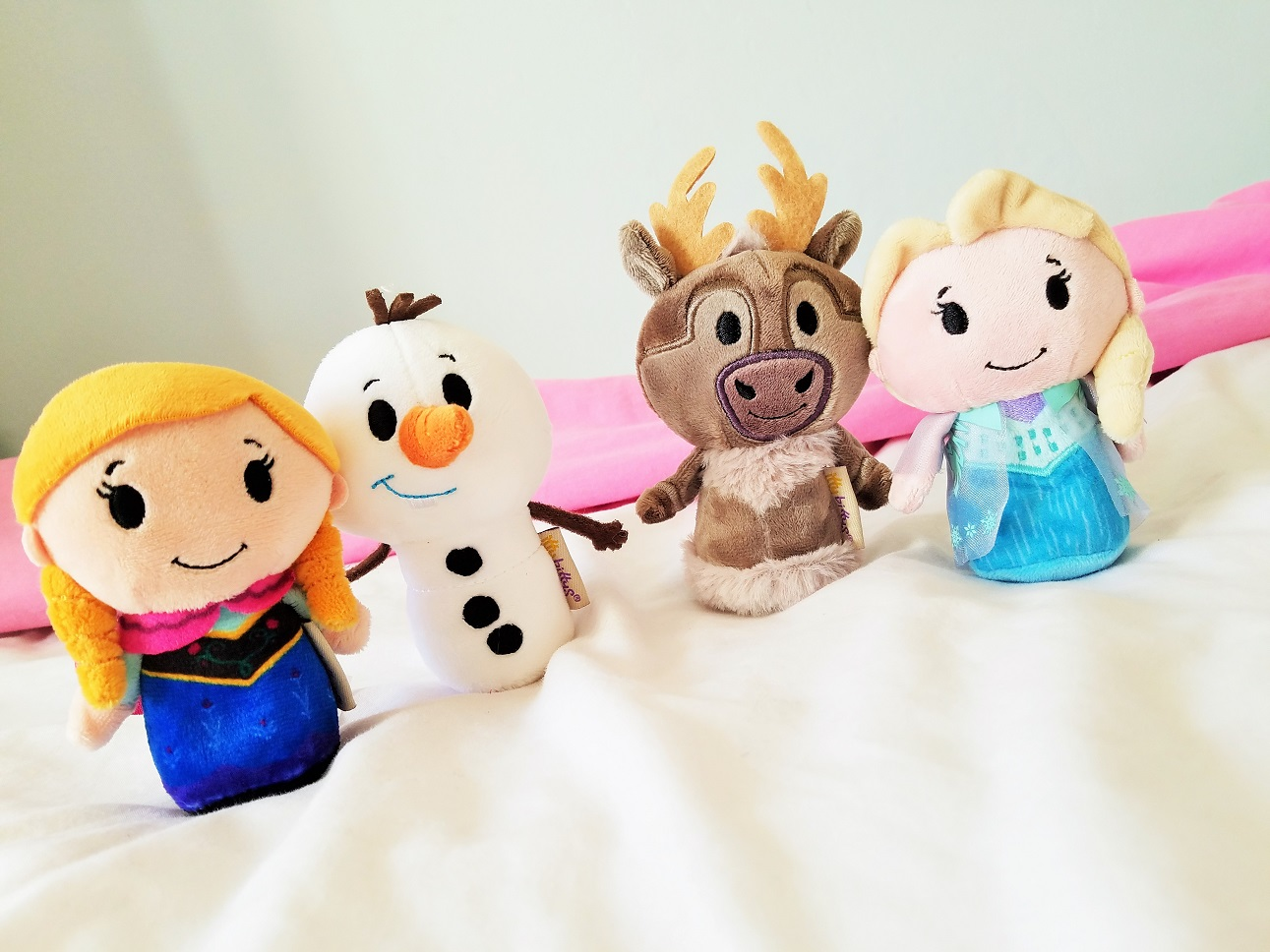 Stuffed Toys Frozen Itty bitty