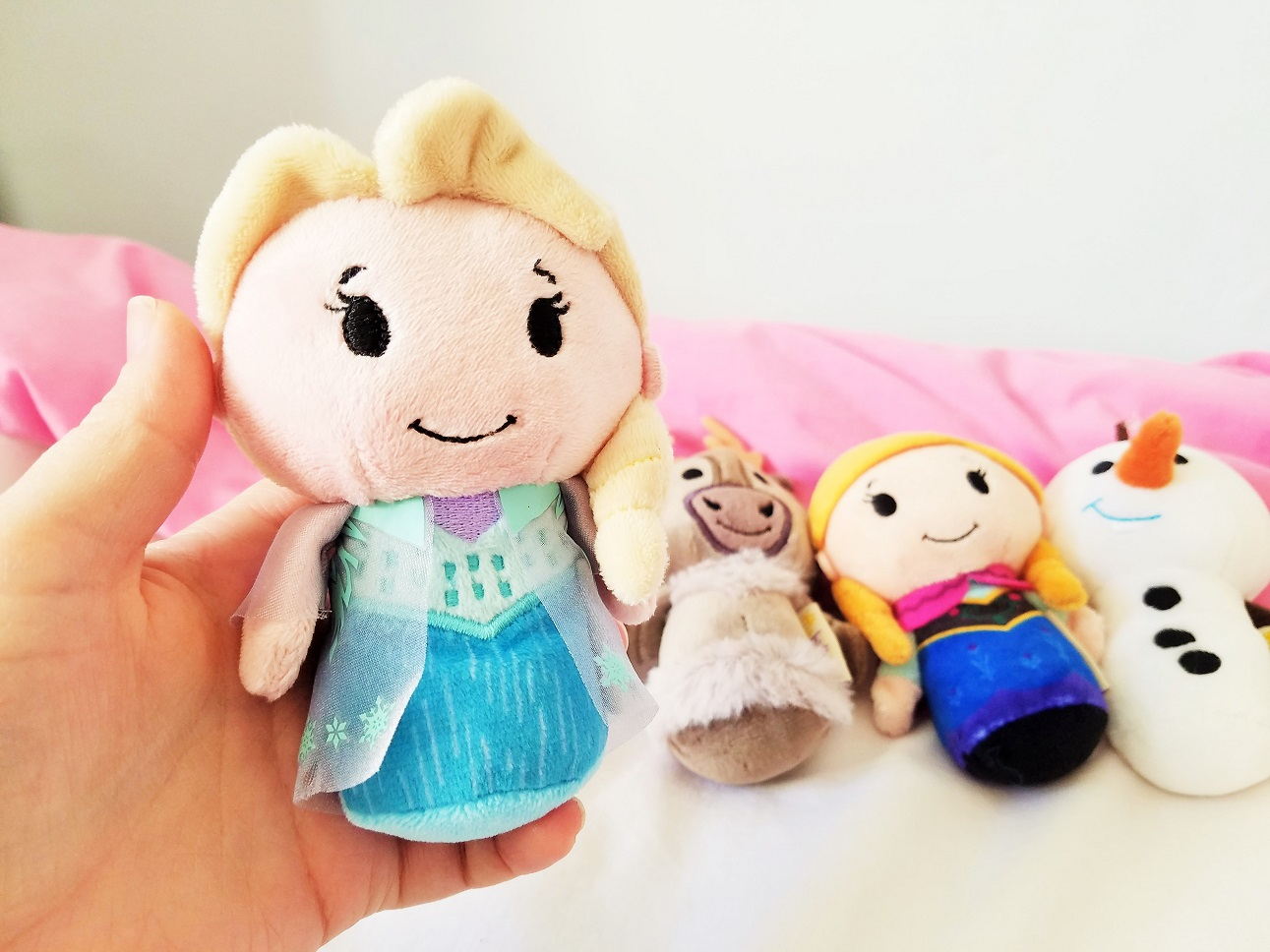 Stuffed Toys Elsa Itty Bitty Frozen
