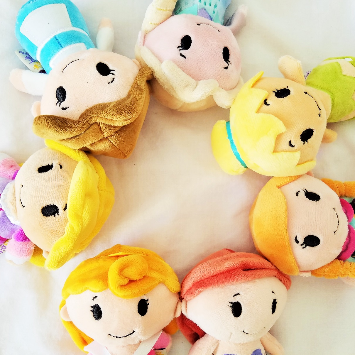 Disney Stuffed Toys Princesses