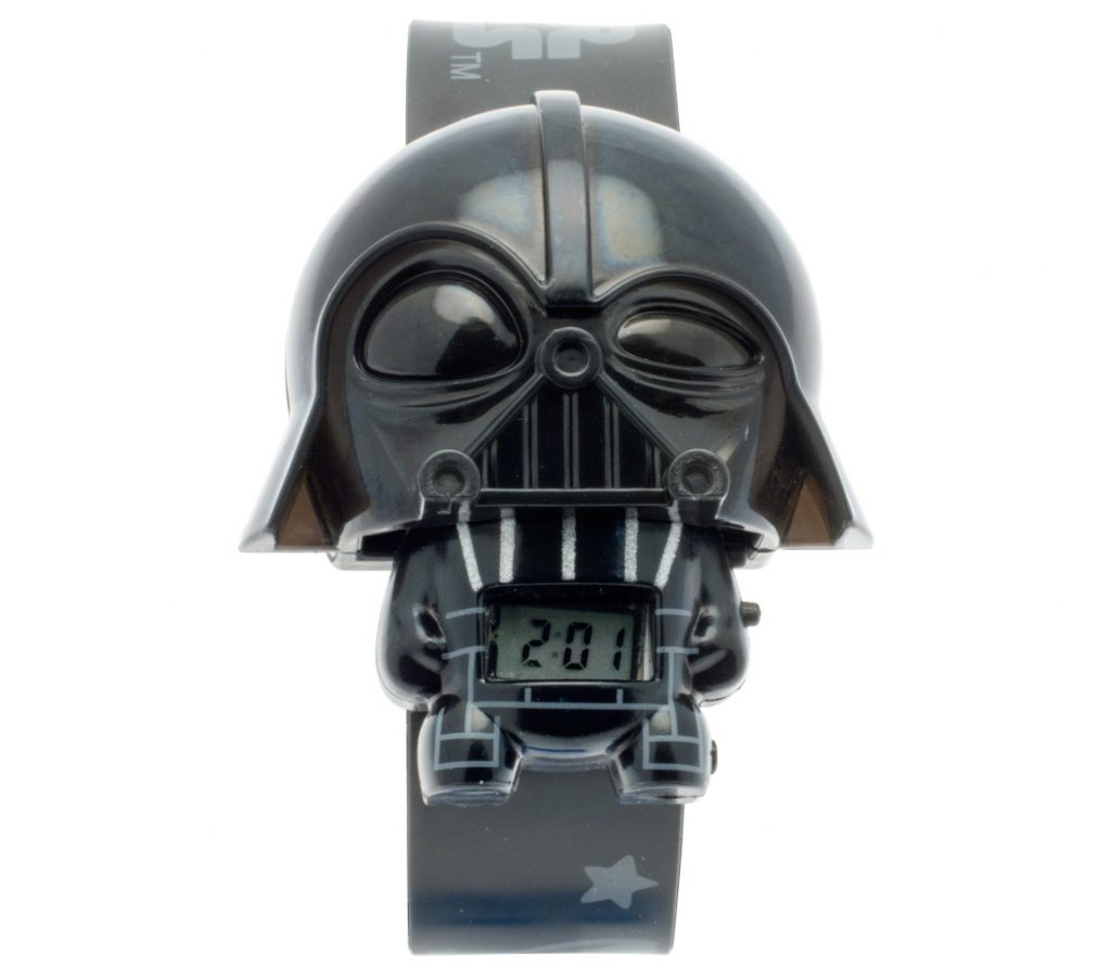 Creative Kids Gift Guide BulbBotz Darth Vader Watch Star Wars