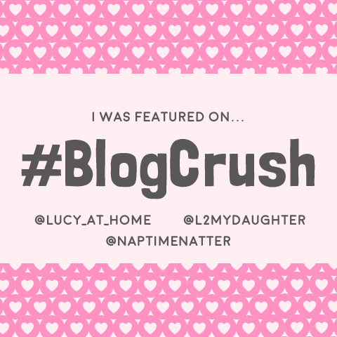 Lucy At Home Gentle Parenting Blogger - Blogcrush Week 87