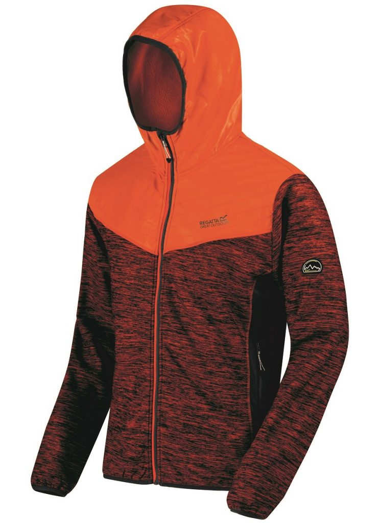 Stylish Gift Ideas For Men Regatta Orange Warm Jacket
