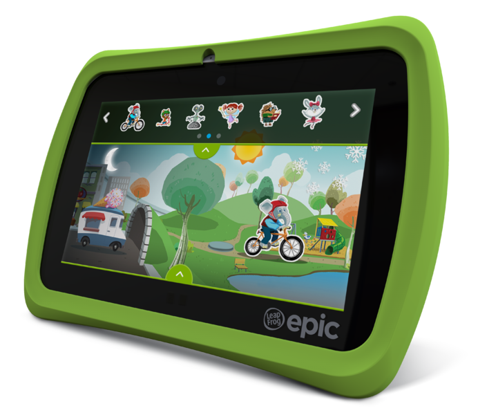 Creative Kids Gift Guide LeapFrog Epic - £119.99