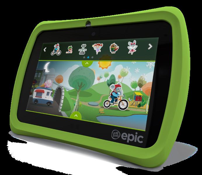 Creative Kids Gift Guide LeapFrog Epic - £119.99