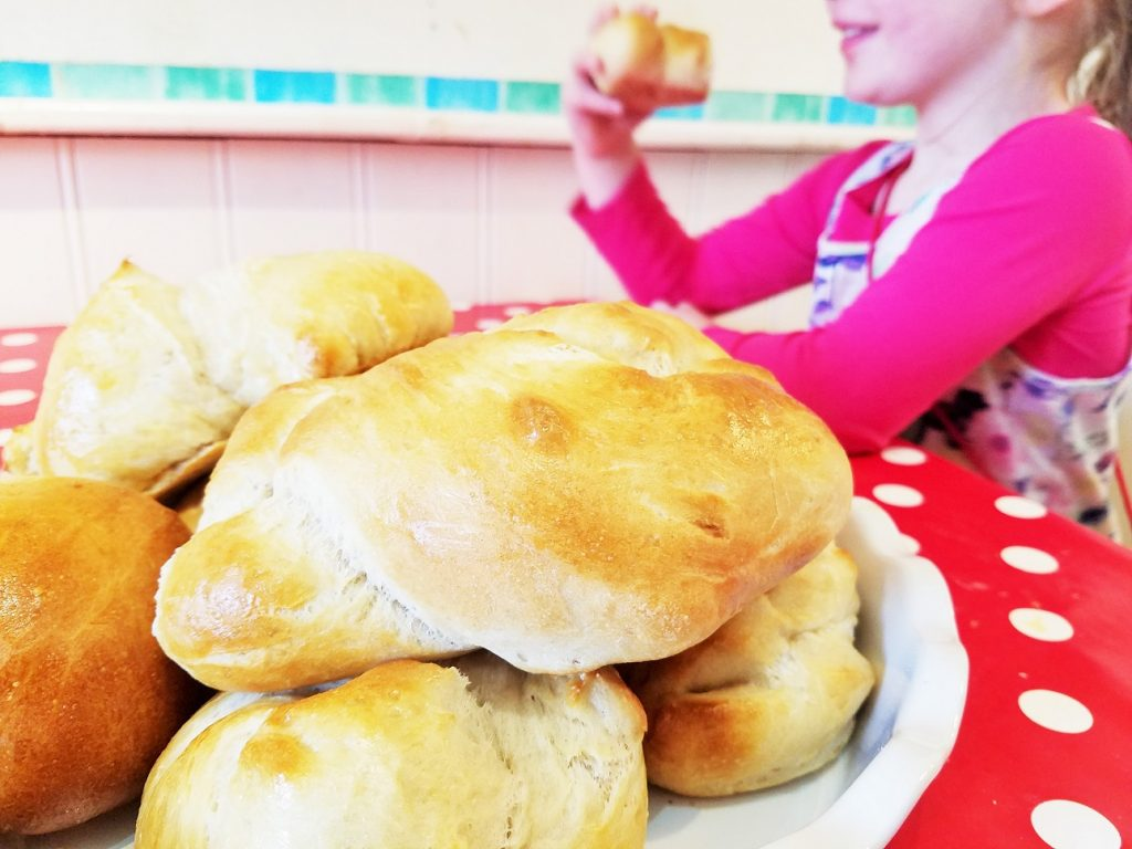 How A Bread Maker Made Baking With Kids Fun Again