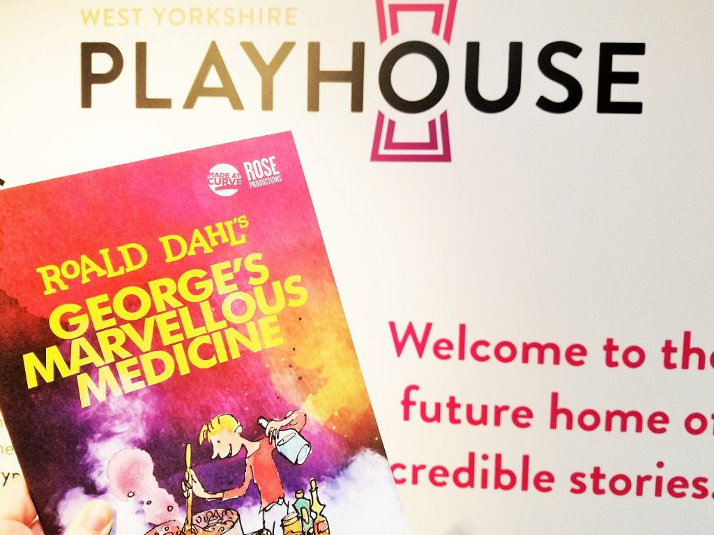 George's Marvellous Medicine – Theatre Review