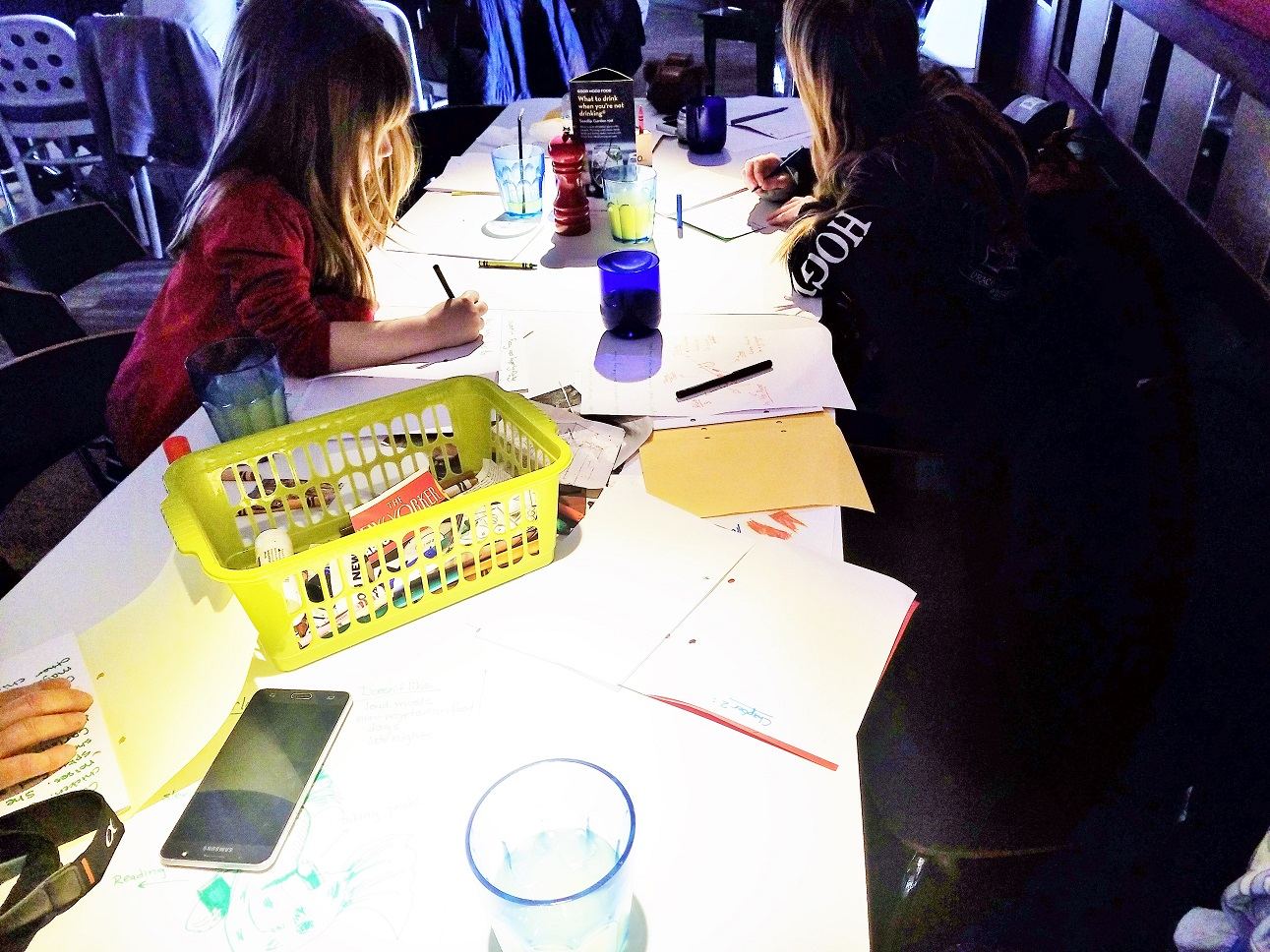 Storytelling workshop - easy story formula for kids