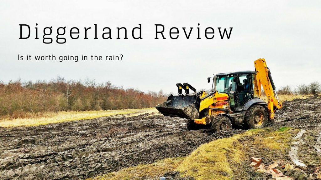 Is It Worth Going To Diggerland In The Rain?