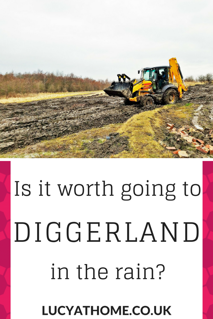 Is it worth going to Diggerland in the rain - we had a fabulous rainy day out at diggerland and here is the mum-to-mum low down on Diggerland in Yorkshire - days out uk