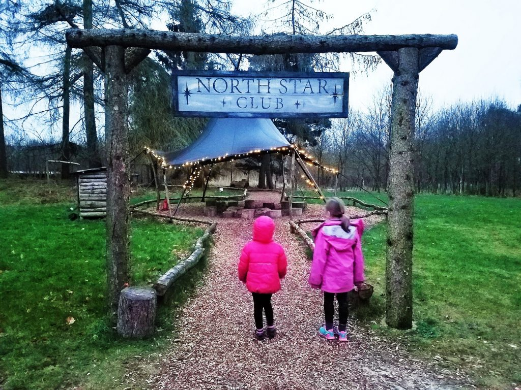 Luxury Family Glamping In Yorkshire: North Star Club