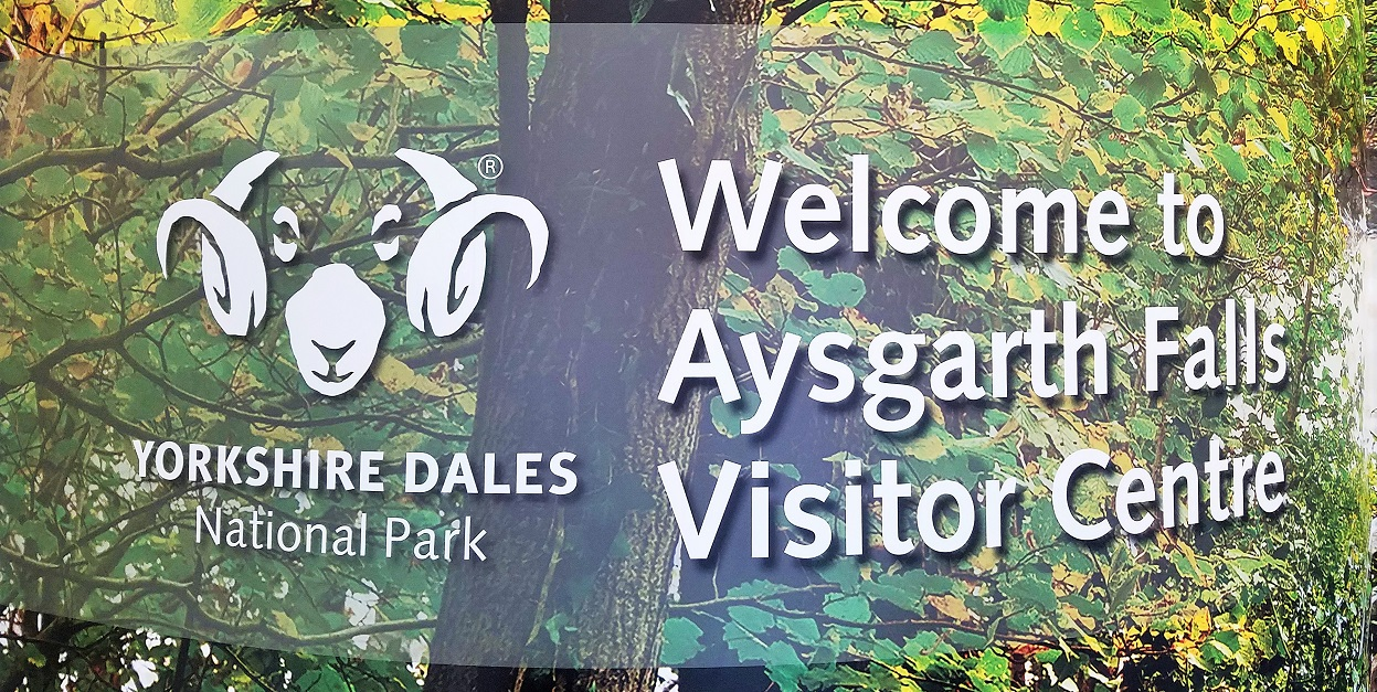 Welcome to Aysgarth Falls Visitor Centre - Forest School in The Yorkshire Dales