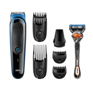 dads to grandads gift guide for Father's Day 2018 - Braun MGK3045 7 in 1 grooming kit