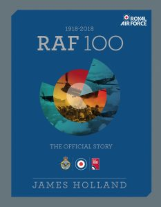 dads to grandads gift guide for Father's Day 2018 - RAF 100 book about 100 years of the royal air force