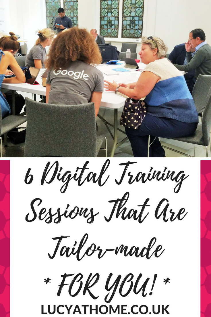 6 Digital Training Sessions That Are Tailor-Made For You - whether you want to know the technology basics or having a burning question about your smart phone, these free technology helpful hints sessions are for you - hosted by Post Office Broadband and Google Digital Garage