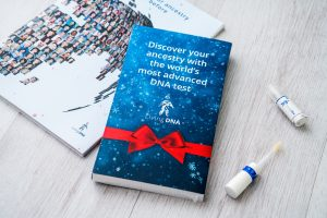 2018 Christmas Gifts for modern dads - gifts for him - Living DNA Kit
