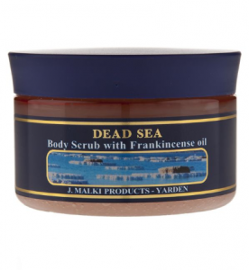 Gifts to treat her Christmas 2018 gift guide for her - Dead sea body scrub
