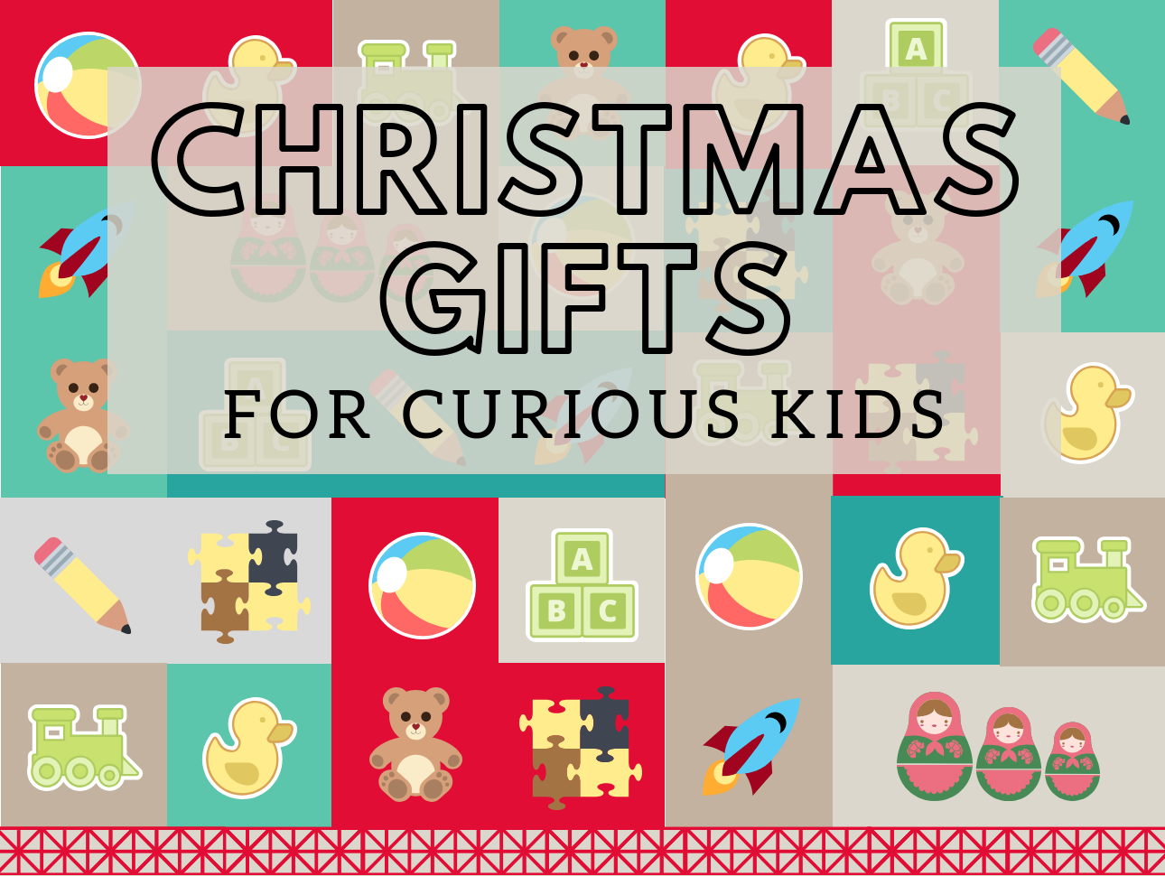 2018 kids Christmas gift guide - christmas gifts for curious kids - blogcrush week 91