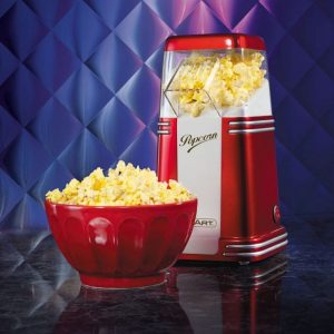 2018 Christmas gift list for curious kids - Red Retro Popcorn Maker