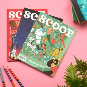 Christmas Gift Guide for curious kids - Scoop magazine