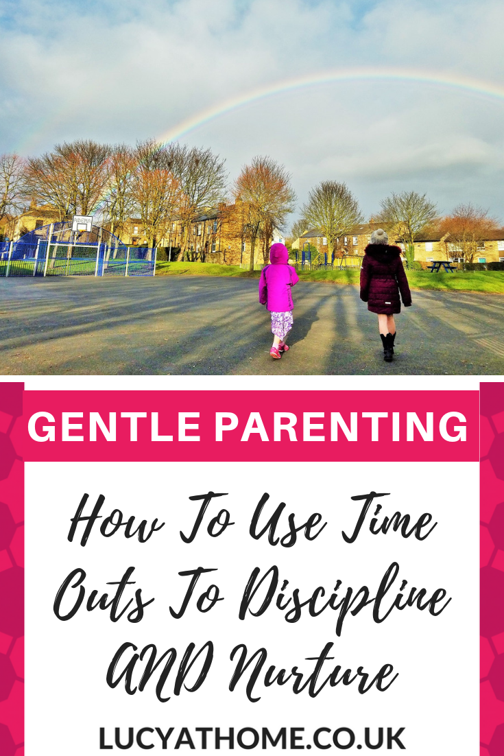 How To Use Time Outs To Discipline AND Nurture - are you unsure about the time out vs time in debate? Here are some time out ideas for kids that might really help you use respectful discipline, and nurture your kids rather than shaming them #GentleParenting #RespectfulDiscipline #TimeOut